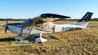 D-ETED - Cessna 182T Skylane - Private