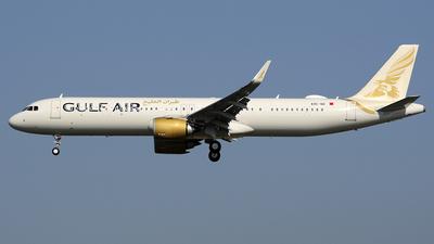A9C-ND - Airbus A321-253NX - Gulf Air
