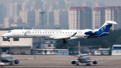 B-3297 - Bombardier CRJ-900LR - China Express Airlines