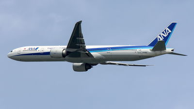 JA780A - Boeing 777-381ER - All Nippon Airways (ANA)