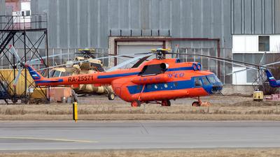 RA-25571 - Mil Mi-8T - AeroGeo