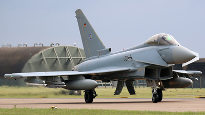 30-51 - Eurofighter Typhoon EF2000 - Germany - Air Force