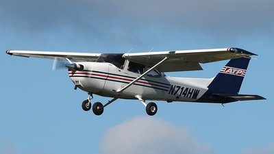 N714HW - Cessna 172S Skyhawk SP - ATP Flight School