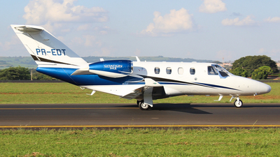 PR-EDT - Cessna 525 CitationJet M2 - Private