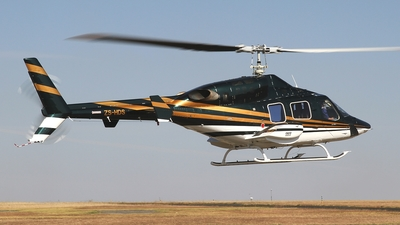 ZS-HDS - Bell 222UT - Private