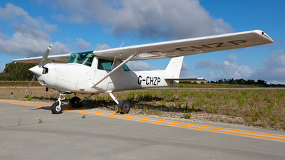 G-CHZP - Cessna 152 - Private