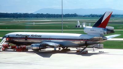 PH-DTI - McDonnell Douglas DC-10-30 - Philippine Airlines