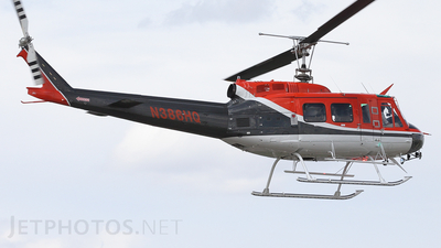 N386HQ - Bell 205A-1 - Private