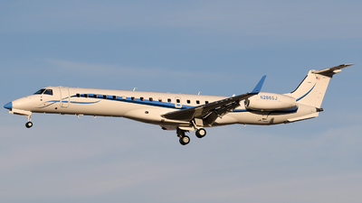 N286SJ - Embraer ERJ-145XR - Intel