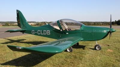 G-CLDB - Evektor EV-97 Eurostar - Private