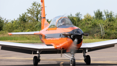 A picture of HBHPR - Pilatus PC7 - [314] - © Alexandre Fazan