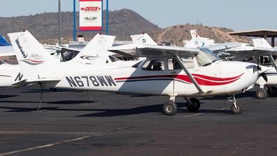 N678WW - Cessna 172S Skyhawk SP - Westwind Aviation
