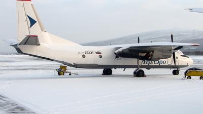 RA-26131 - Antonov An-26B - IrAero