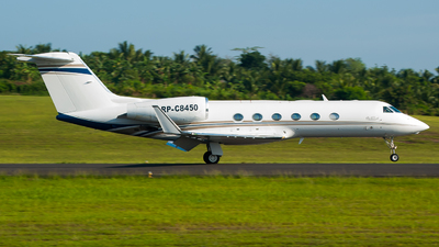 RP-C8450 - Gulfstream G-IV - Asian Aerospace Services