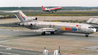 TC-AJV - Boeing 727-247 - Torosair