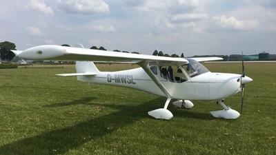D-MWSL - FK Lightplanes FK9 Mark IV - Private
