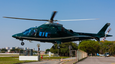 PT-TPO - Agusta-Westland AW-109SP - Private