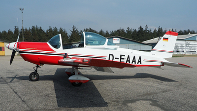 D-EAAA - Bolkow Bo.209 Monsun 150RV - Private