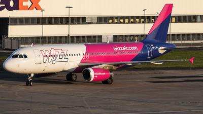 HA-LWP - Airbus A320-232 - Wizz Air