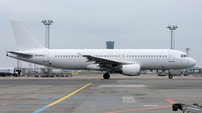 ES-SAO - Airbus A320-214 - SmartLynx Estonia