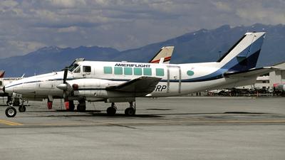 N54RP - Beech 99 Airliner - Ameriflight