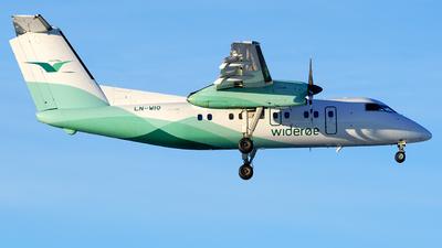 A picture of LNWIO - De Havilland Canada Dash 8100 - Wideroe - © Laszlo Fekete