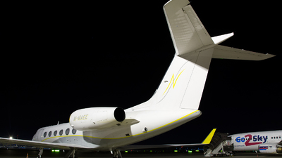 M-MAEE - Gulfstream G450 - Private