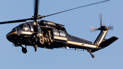 82-23670 - Sikorsky UH-60A Blackhawk - United States - US Customs Service