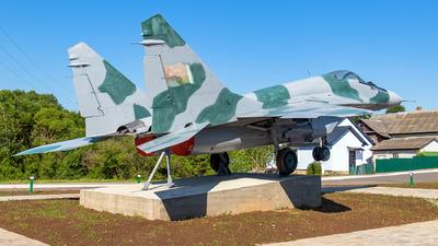 07 - Mikoyan-Gurevich MiG-29S Fulcrum C - Belarus - Air Force
