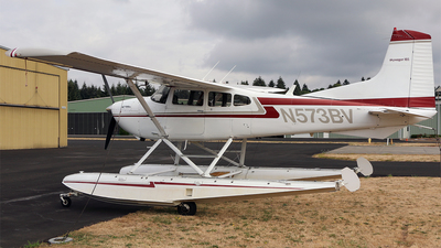 N573BV - Cessna A185F Skywagon - Private