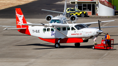 TI-BJE - Cessna 208B Grand Caravan - TAC Airlines -Transportes Aéreos Costarricense-