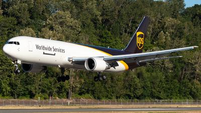 N369UP - Boeing 767-304(ER)(BDSF) - United Parcel Service (UPS)