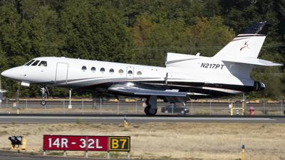 N217PT - Dassault Falcon 50 - Private