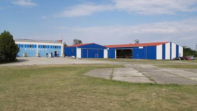 LHBD - Airport - Hangar