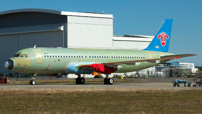 F-WWBF - Airbus A320-251N - China Southern Airlines
