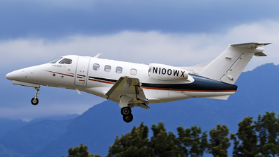 N100WX - Embraer 500 Phenom 100 - Private
