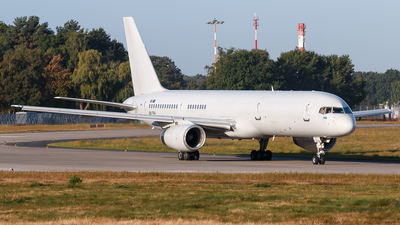 OO-TFA - Boeing 757-28A(SF) - NATO - Airborne Early Warning Force (TNT Airways)