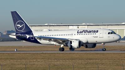 D-AILC - Airbus A319-114 - Lufthansa