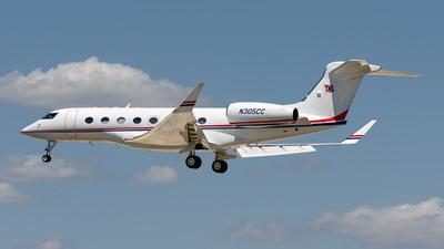 N305CC - Gulfstream G650 - Wells Fargo Bank Northwest (WFBN)