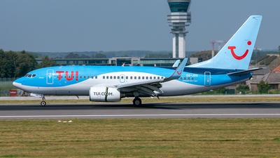 A picture of OOJOS - Boeing 7377K5 - [35282] - © Pedro Castellano García