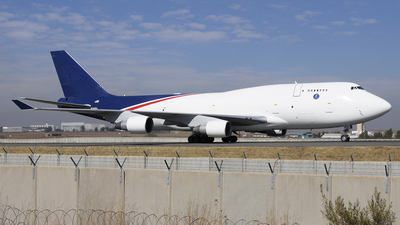 N743WA - Boeing 747-412(BCF) - World Airways Cargo