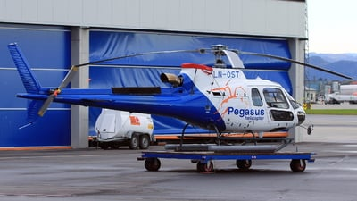 LN-OST - Airbus Helicopters H125 - Pegasus Helicopters