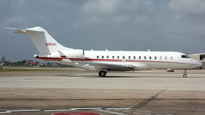 N504RT - Bombardier BD-700-1A10 Global Express - Private