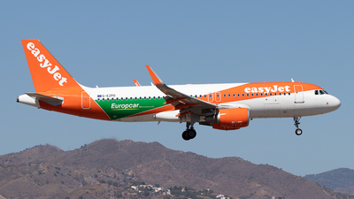 A picture of GEZPD - Airbus A320214 - easyJet - © Pablo Romero