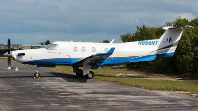 A picture of N888NT - Pilatus PC12/45 - [285] - © Stig Rokkones