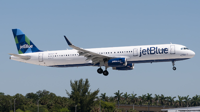 A picture of N974JT - Airbus A321211 - JetBlue Airways - © Mark Lawrence