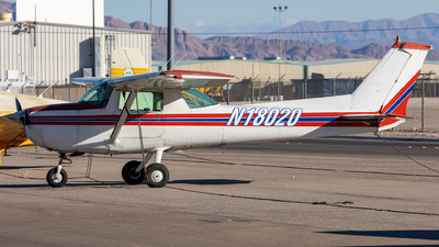 A picture of N18020 - Cessna 150L - [15073736] - © Wes Loeffler