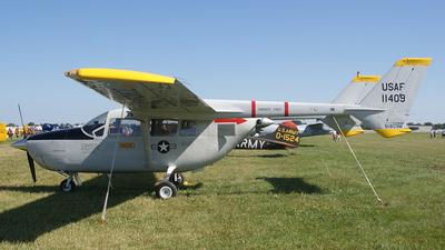 N1809M - Cessna 337F Super Skymaster - Private