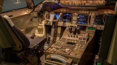 JA8071 - Boeing 747-446 - Japan Airlines (JAL)