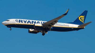 EI-EFA - Boeing 737-8AS - Ryanair